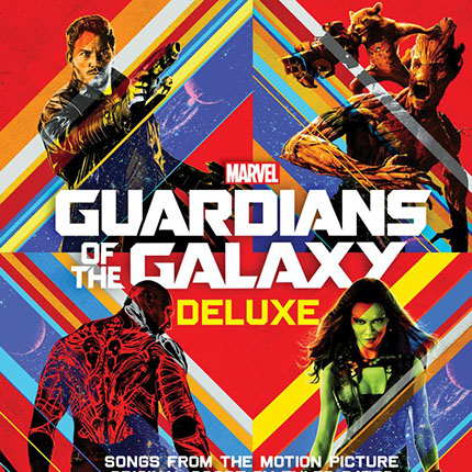 Guardians of the Galaxy Deluxe