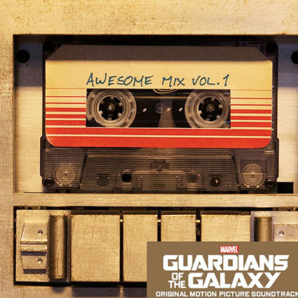 Guardians of the Galaxy Awesome Mix No. 1